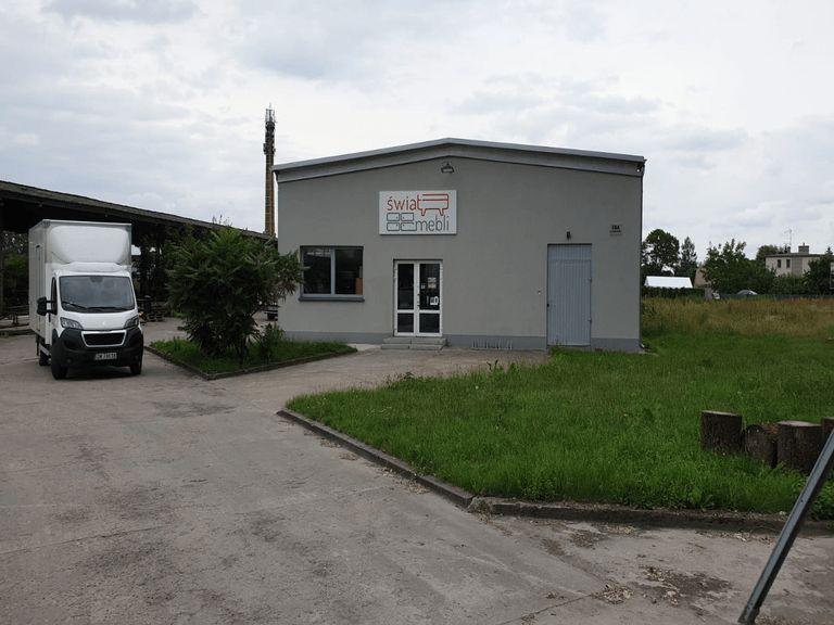 budynek firmy Pakość