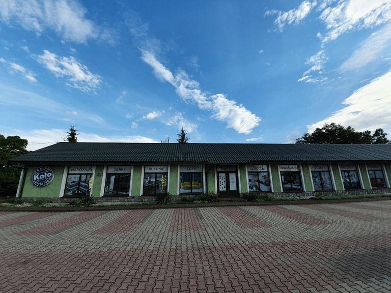 budynek firmy Strzelno